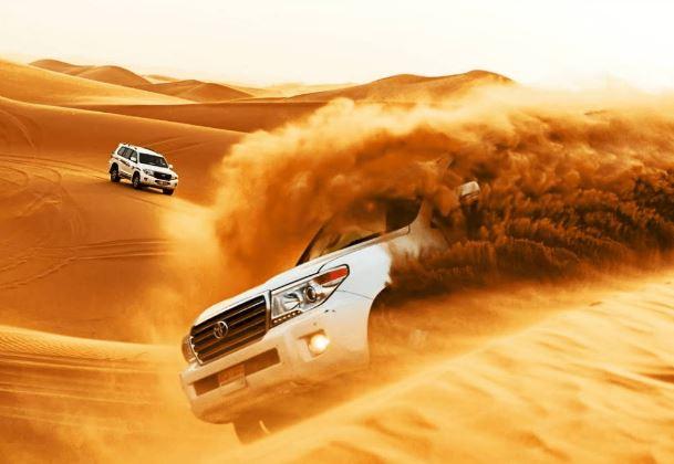 Пустынное сафари - эксклюзивная экскурсия в Дубае