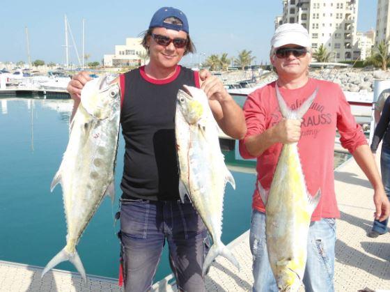 Глубоководная рыбалка - необычная и эксклюзивная экскурсия