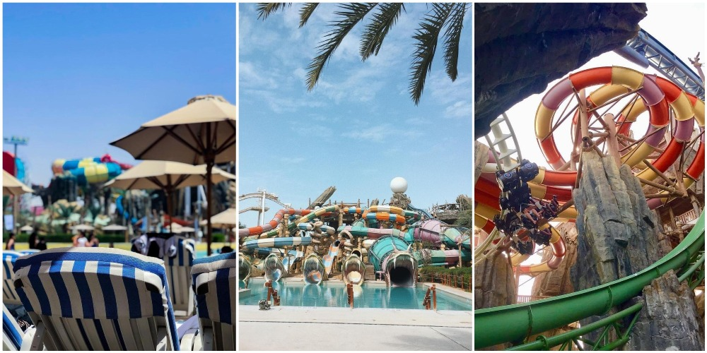 Yas WaterWorld в Абу-Даби