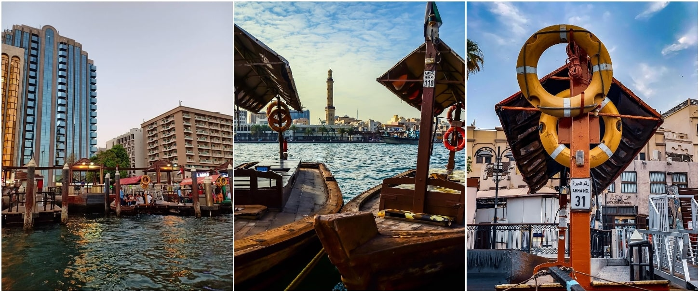 Традиционные лодки Абра
