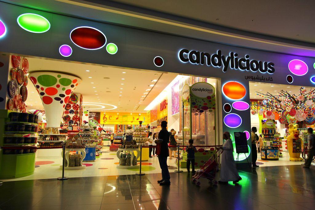 Candylicious.