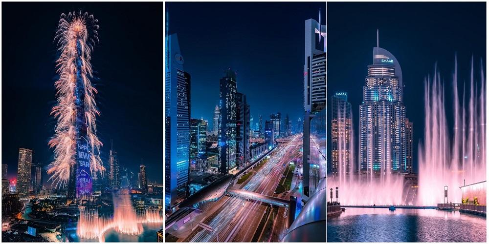 Бурдж-Халифу, Дубай Молл и танцующие фонтаны имеет смысл посетить самостоятельно, не прибегая к услугам турфирм.