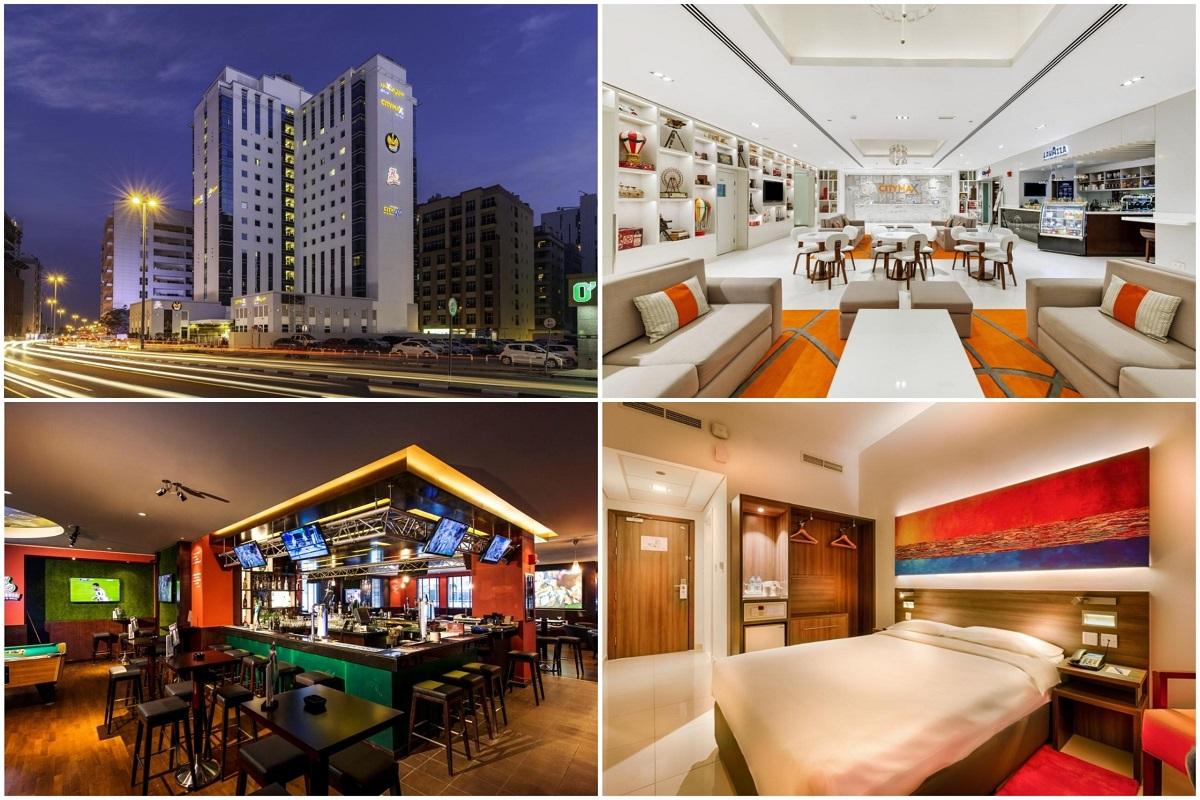 City Max Hotel Al Barsha 3*