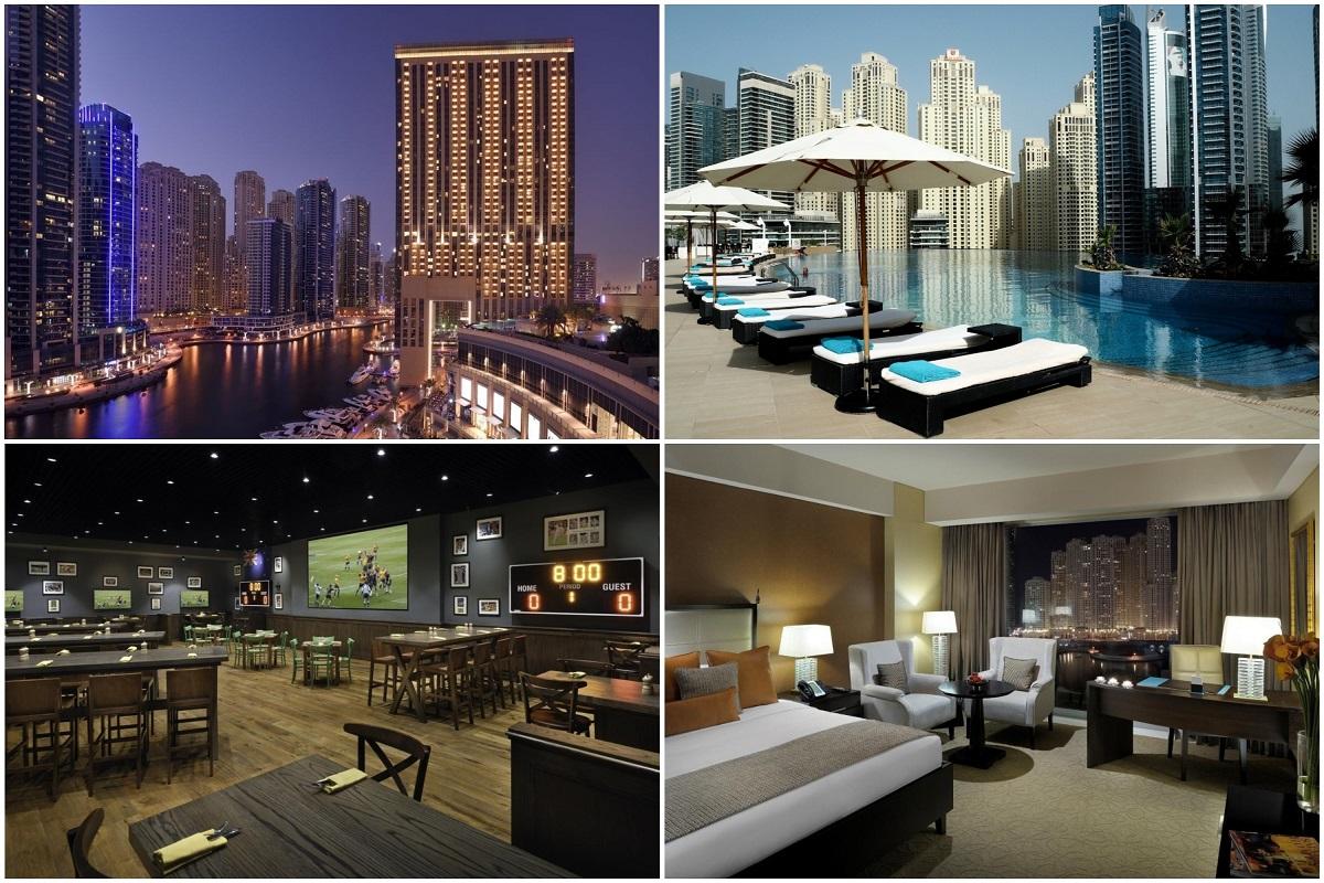 Address Dubai Marina 4*