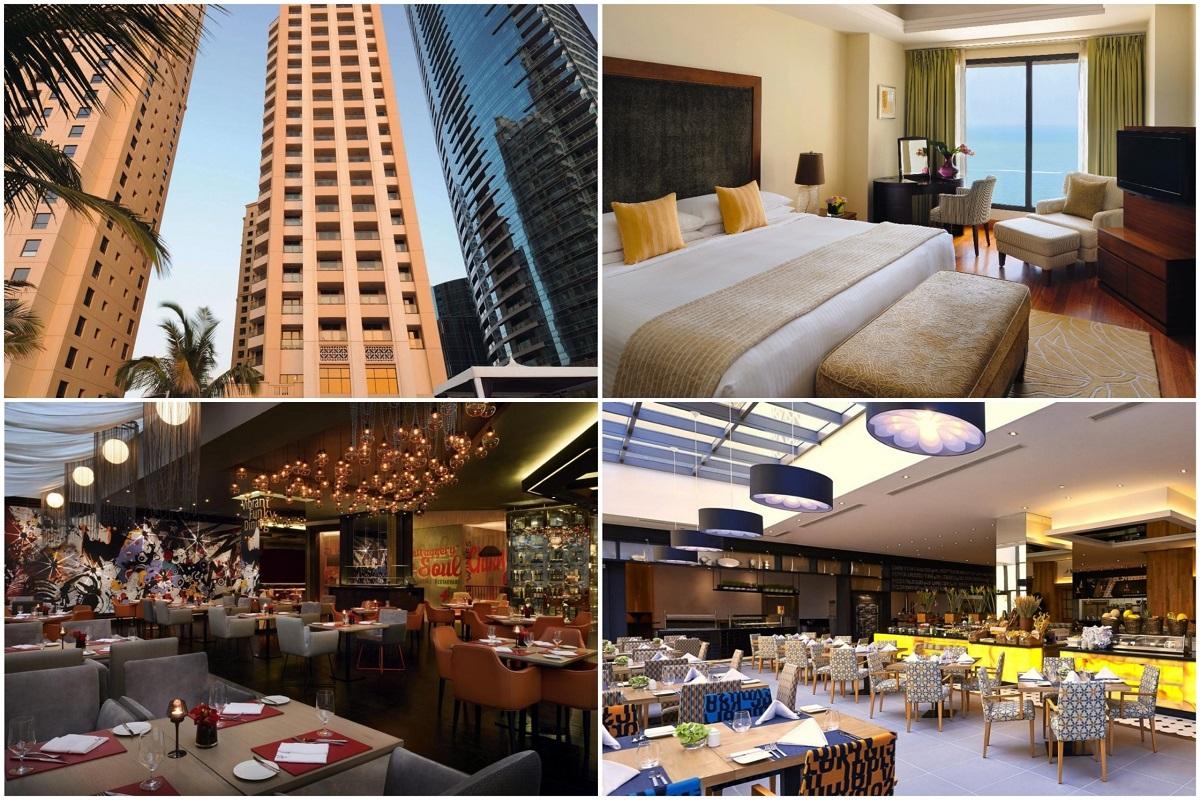 Movenpick Hotel Jumeirah Beach 5*