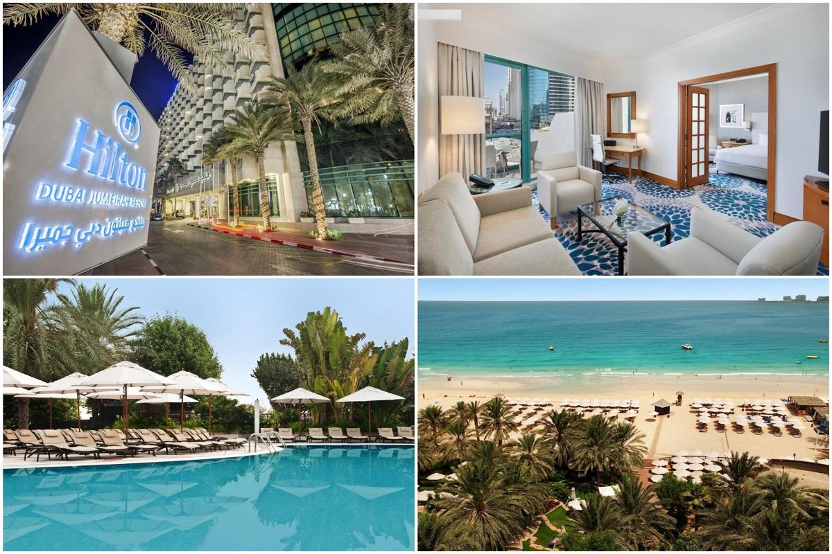 Hilton Dubai Jumeirah 5*