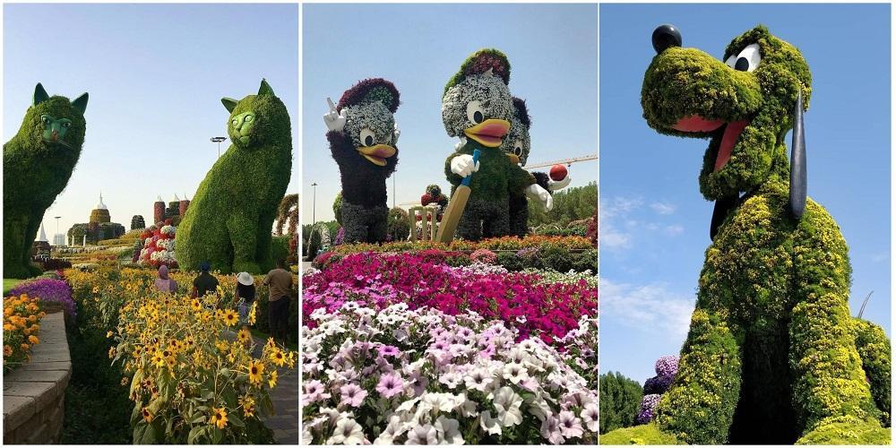 В октябре-ноябре открывается знаменитый Сад Чудес, не работающий в летний сезон. Обязательно сходите!