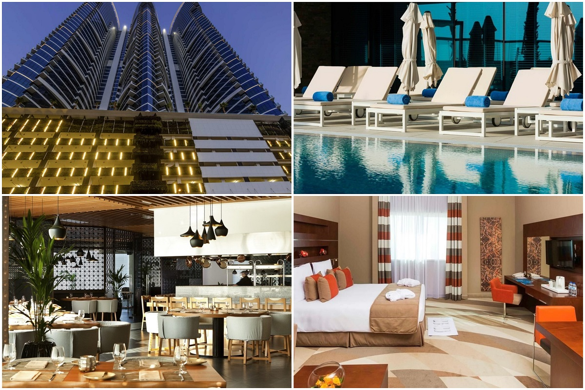Novotel Dubai Al Barsha 4*