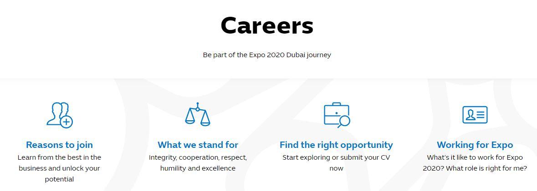 Волонтёрство на ЭКСПО-2020 в Дубае