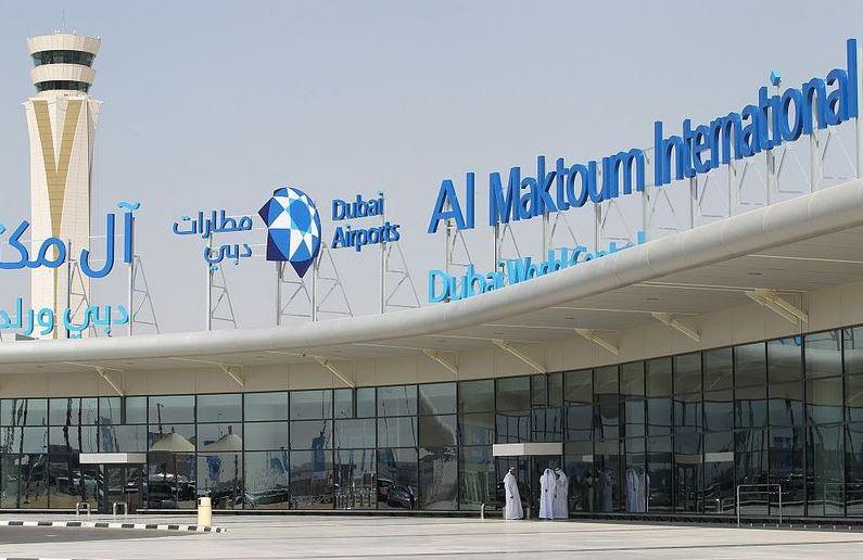 Международный аэропорт Аль-Мактум в Дубае