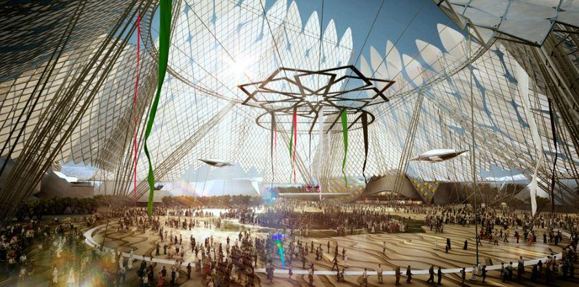 ЭКСПО-2020 в Дубае