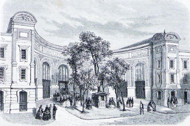 Всемирная выставка 1855 года в Париже