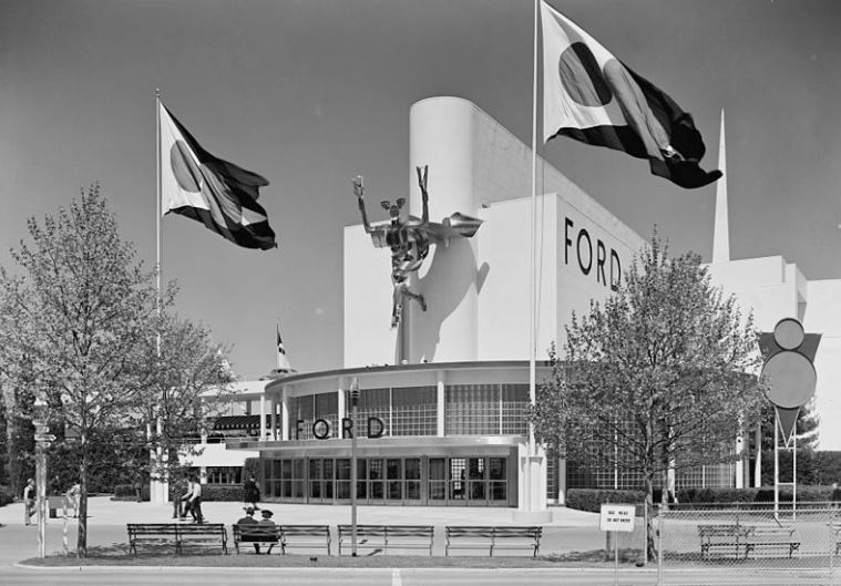 Всемирная выставка 1939 года в Нью-Йорке
