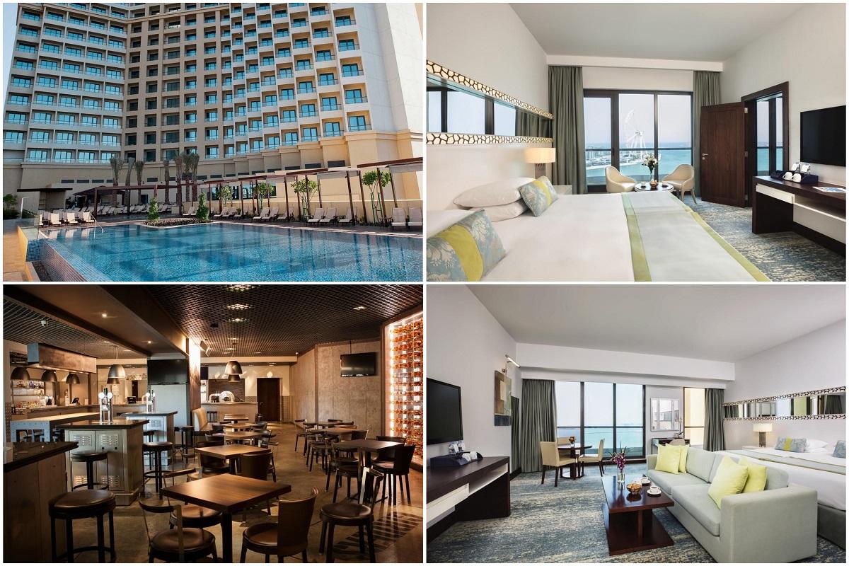 JA Ocean View Hotel 4*