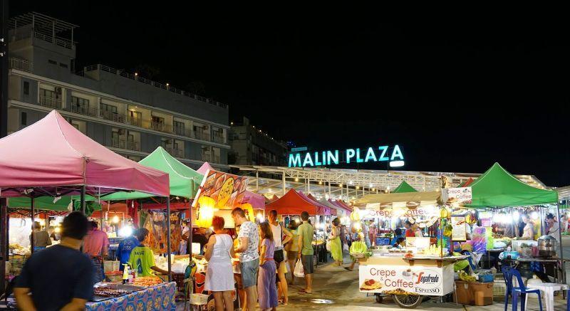 Malin Plaza
