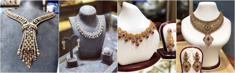 Ещё немного изделий на арабский вкус. Местные женщины скупают такую ювелирку пакетами!